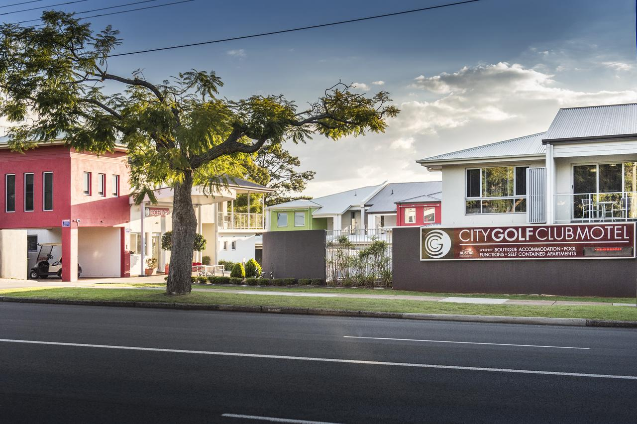 City Golf Club Motel - QLD Tourism