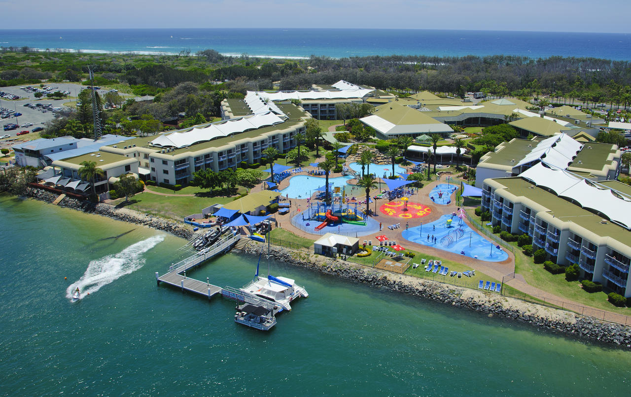 Sea World Resort  Water Park - QLD Tourism