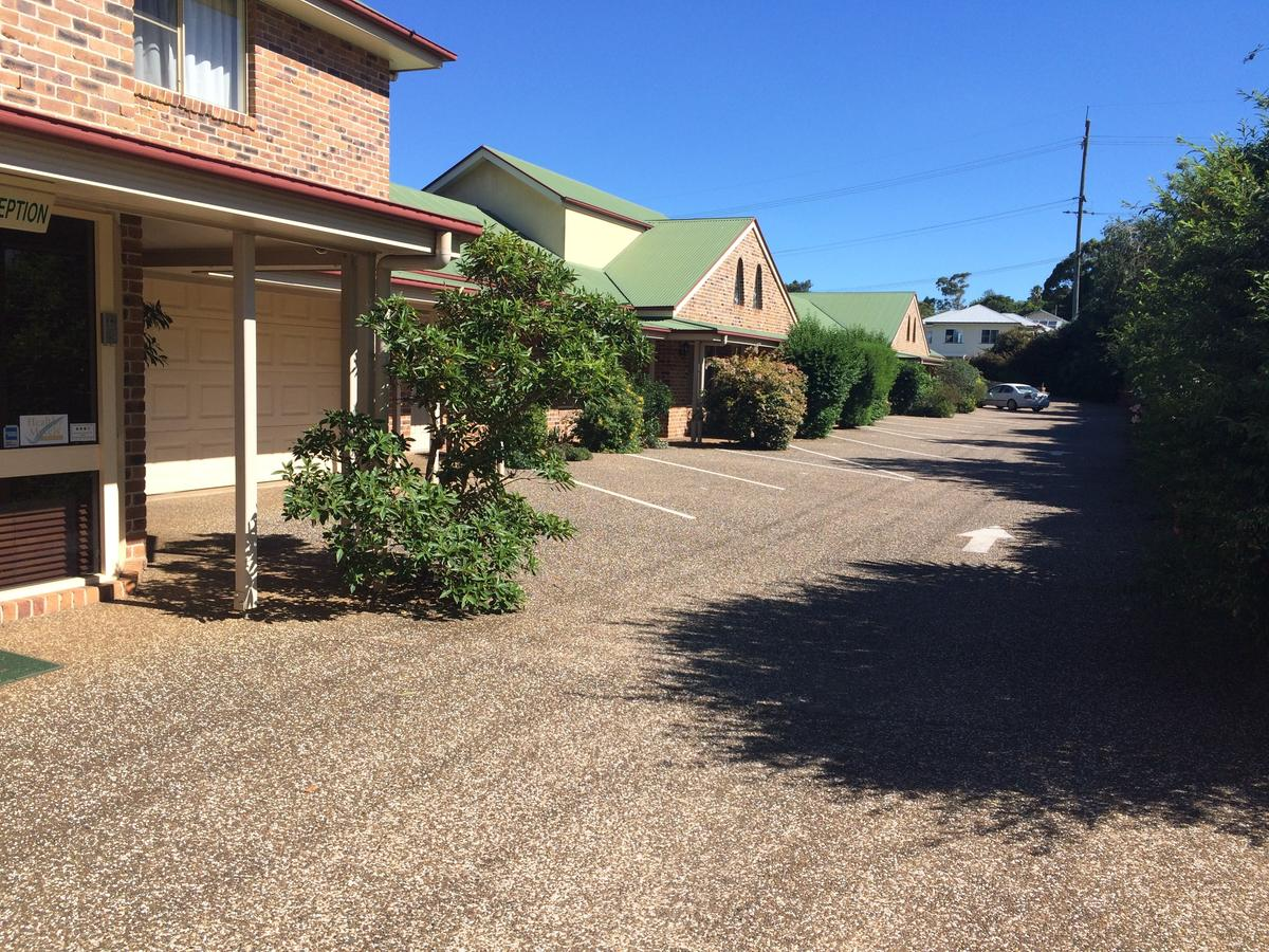 Country Gardens Motor Inn - QLD Tourism