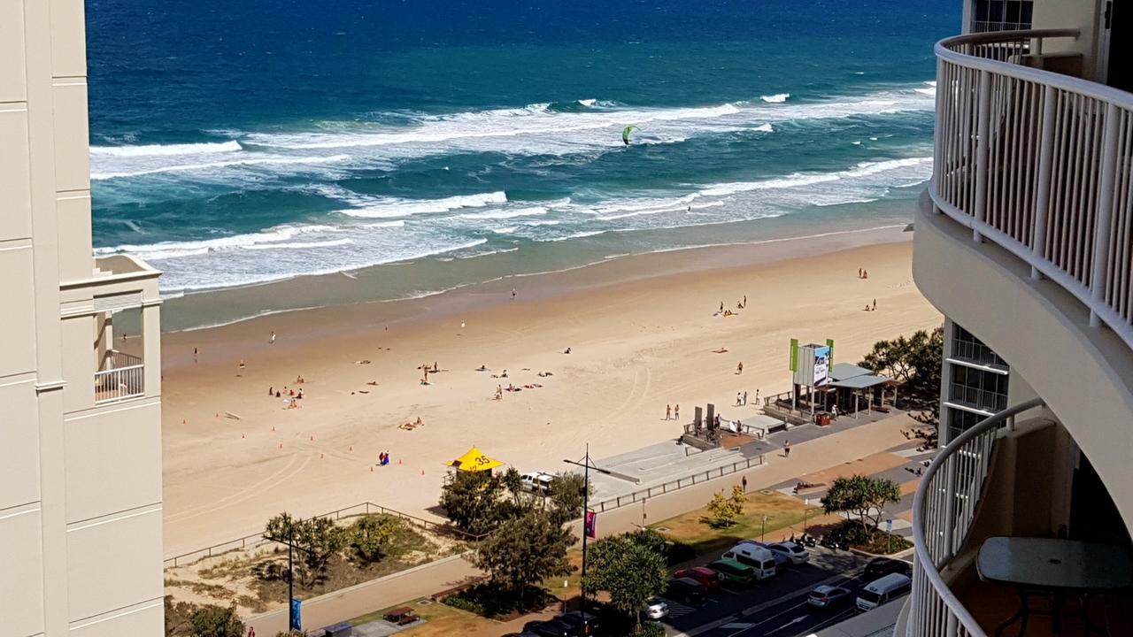 Moroccan View Tower Surfers Beach - QLD Tourism