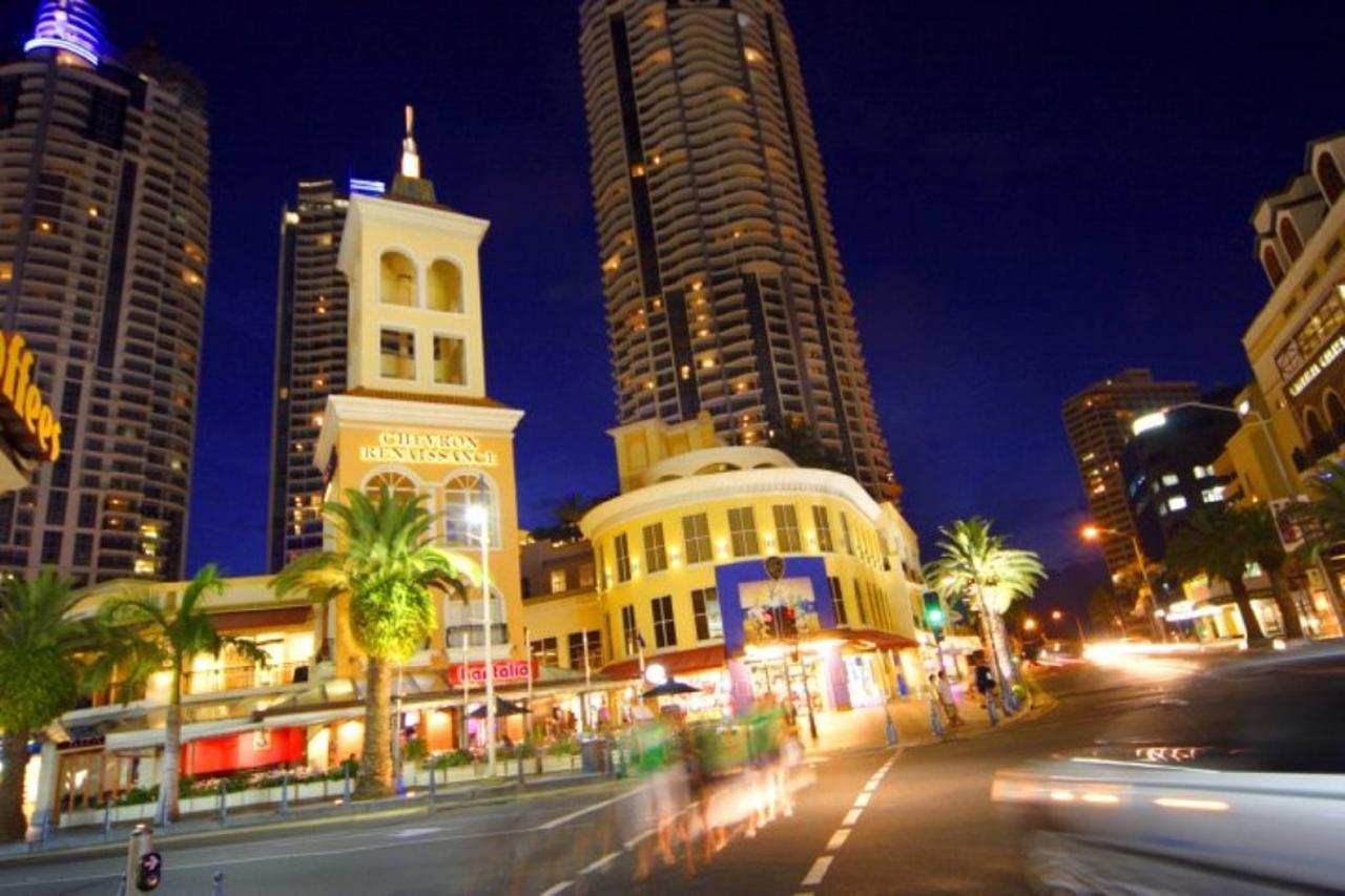 The Towers of Chevron Renaissance - Holidays Gold Coast - QLD Tourism