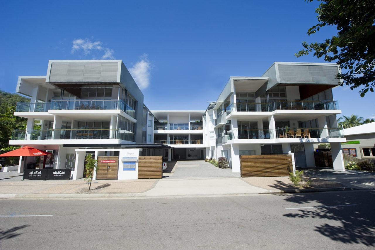 Maggies Beachfront Apt. 2 - QLD Tourism