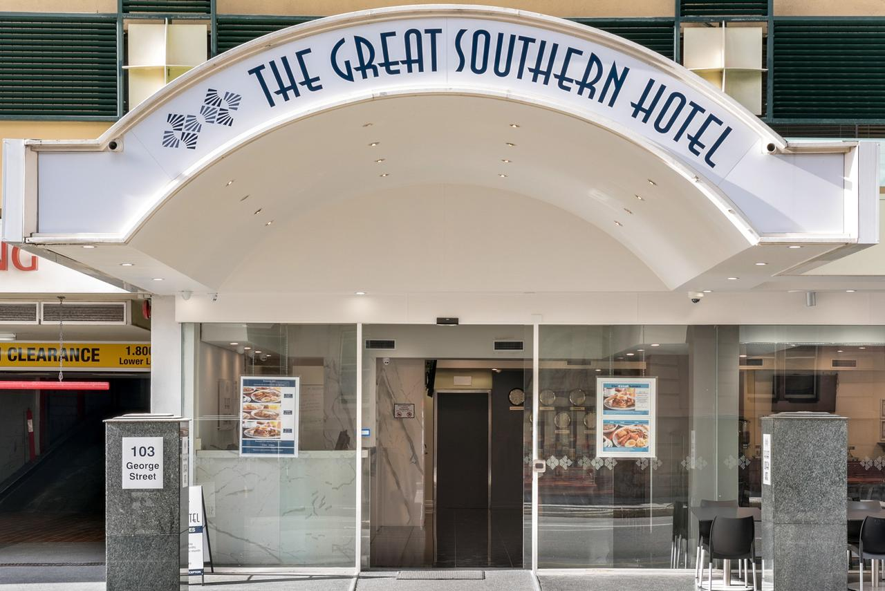Great Southern Hotel Brisbane - QLD Tourism