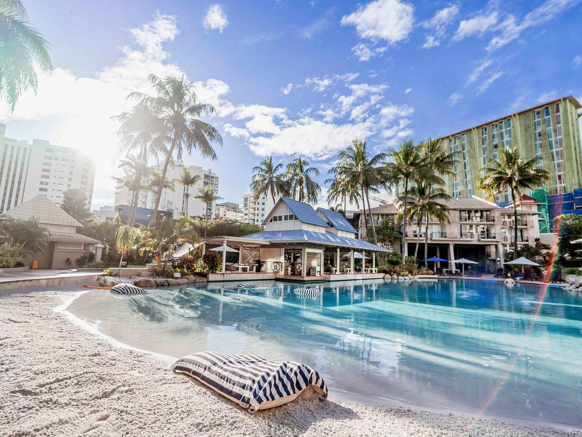 Novotel Cairns Oasis Resort - QLD Tourism