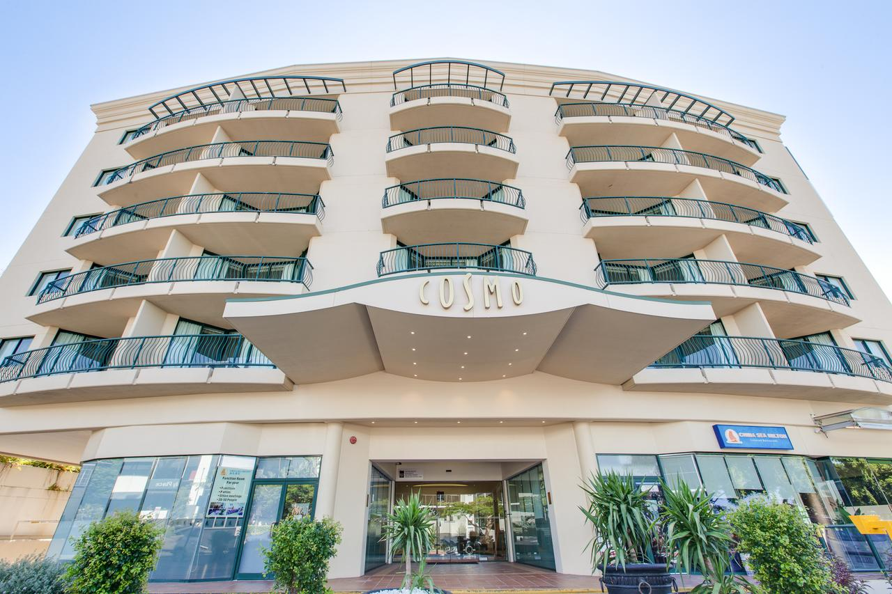 Central Cosmo Apartment Hotel - QLD Tourism