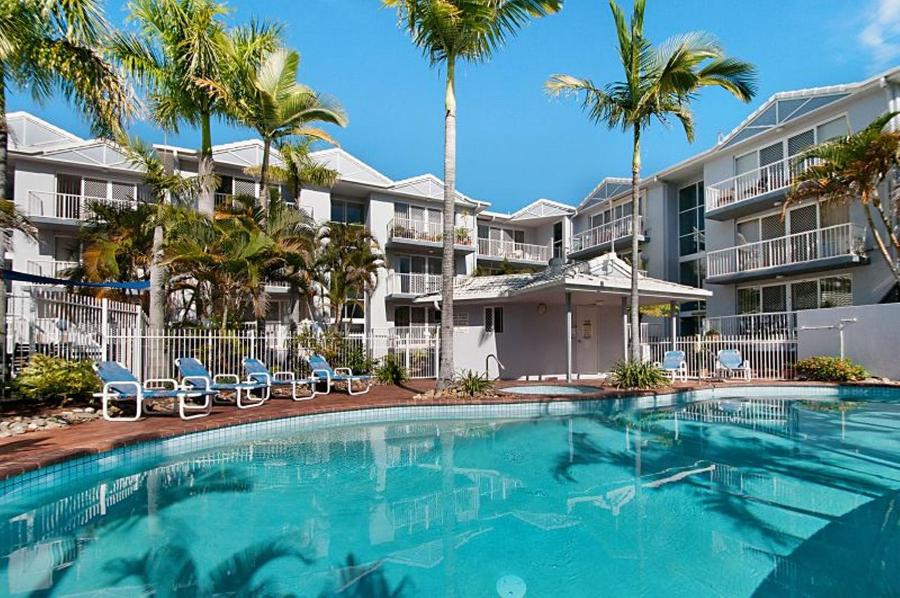 Champelli Palms Apartments - QLD Tourism