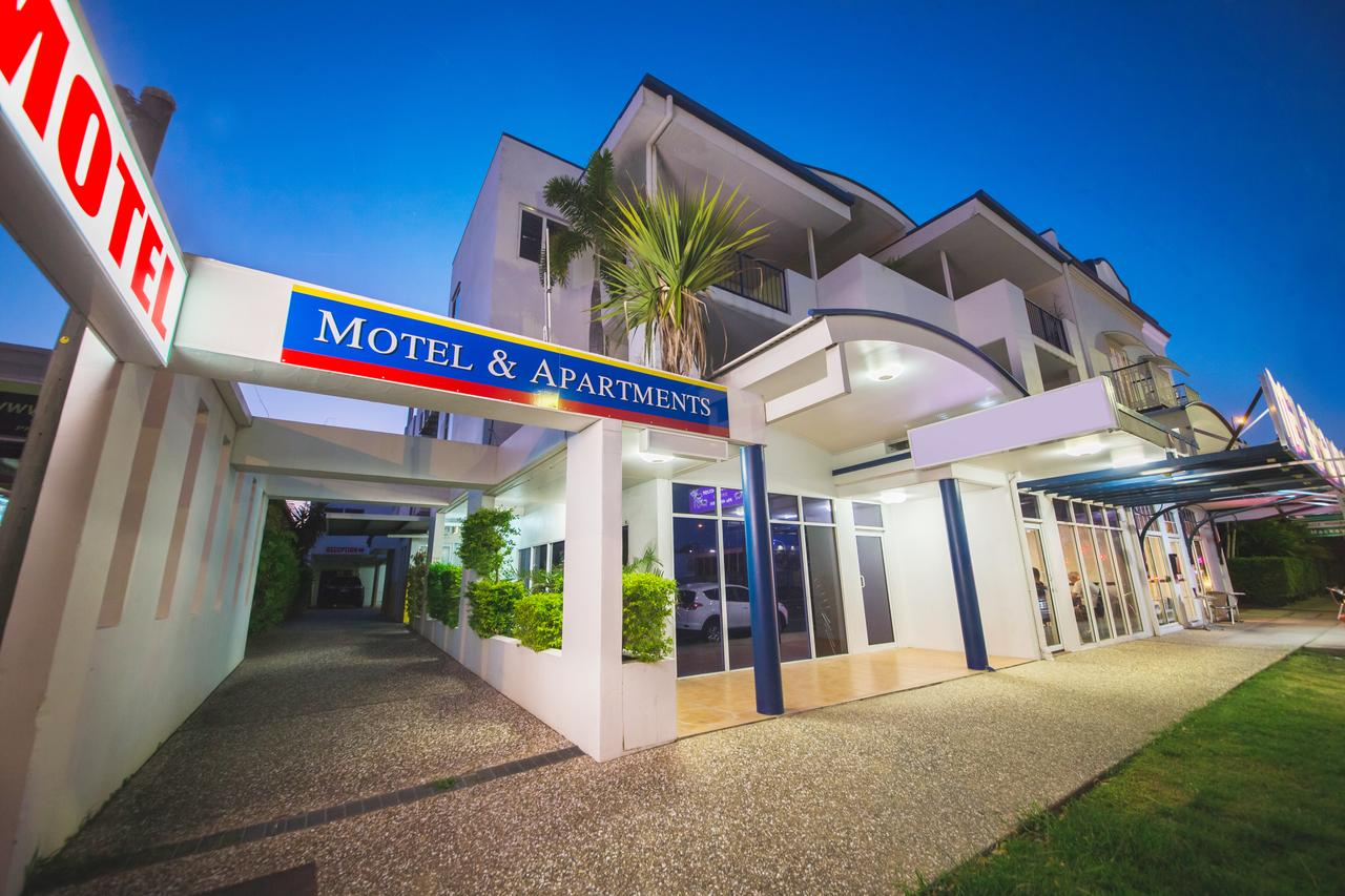 Cosmopolitan Motel  Serviced Apartments - QLD Tourism