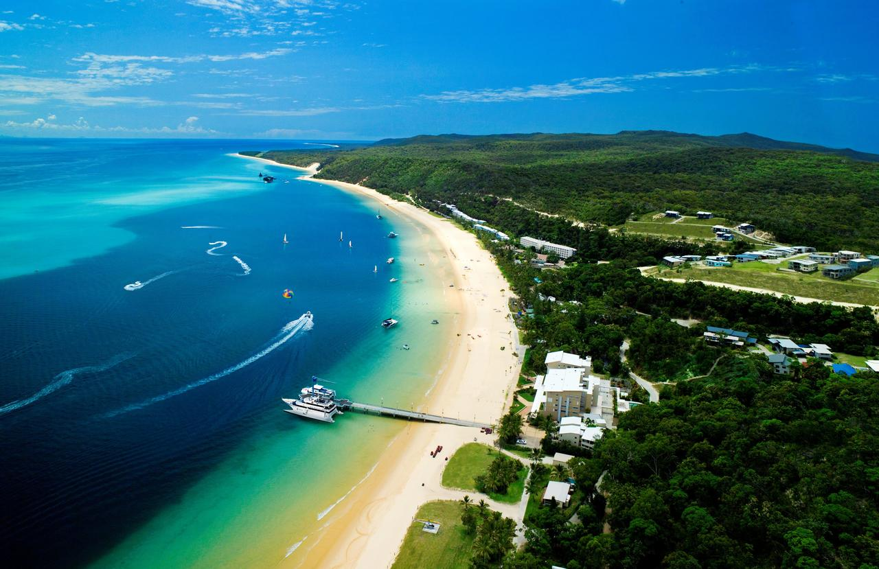 Tangalooma Island Resort - QLD Tourism