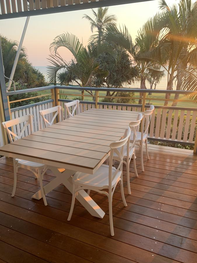 Beach front Villa at Tangalooma - QLD Tourism