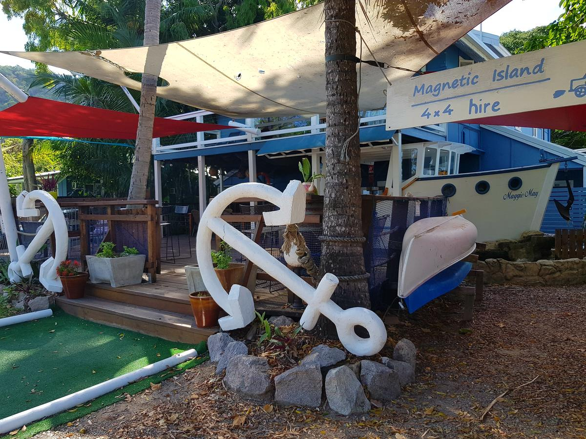 Arcadia Beach Guest House - QLD Tourism