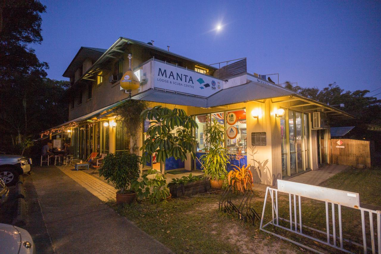 Manta Lodge YHA  Scuba Centre - QLD Tourism