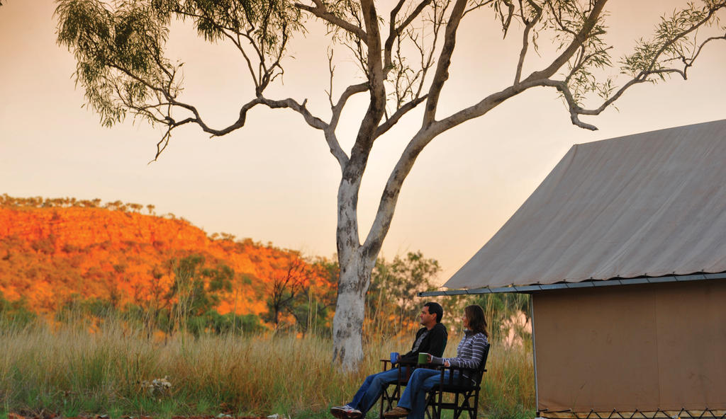 Bell Gorge Wilderness Lodge - QLD Tourism